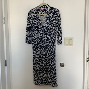 Lilly Pulitzer horse print dress